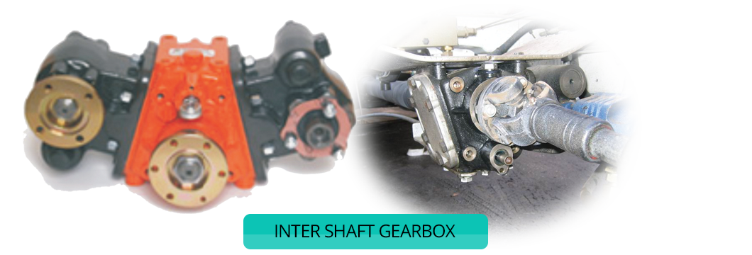 INTER SHAFT GEARBOX